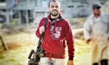 استشهاد الصحافيّ الفلسطيني أحمد أبو حسين متأثرا بجروحه برصاص الاحتلال