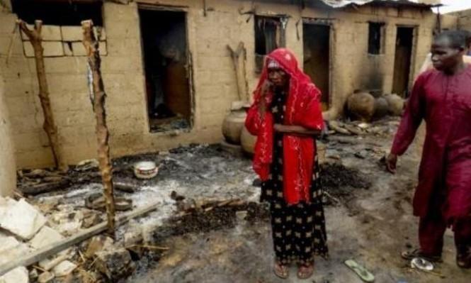مقتل 16 شخصا بهجوم على كنيسة في نيجيريا