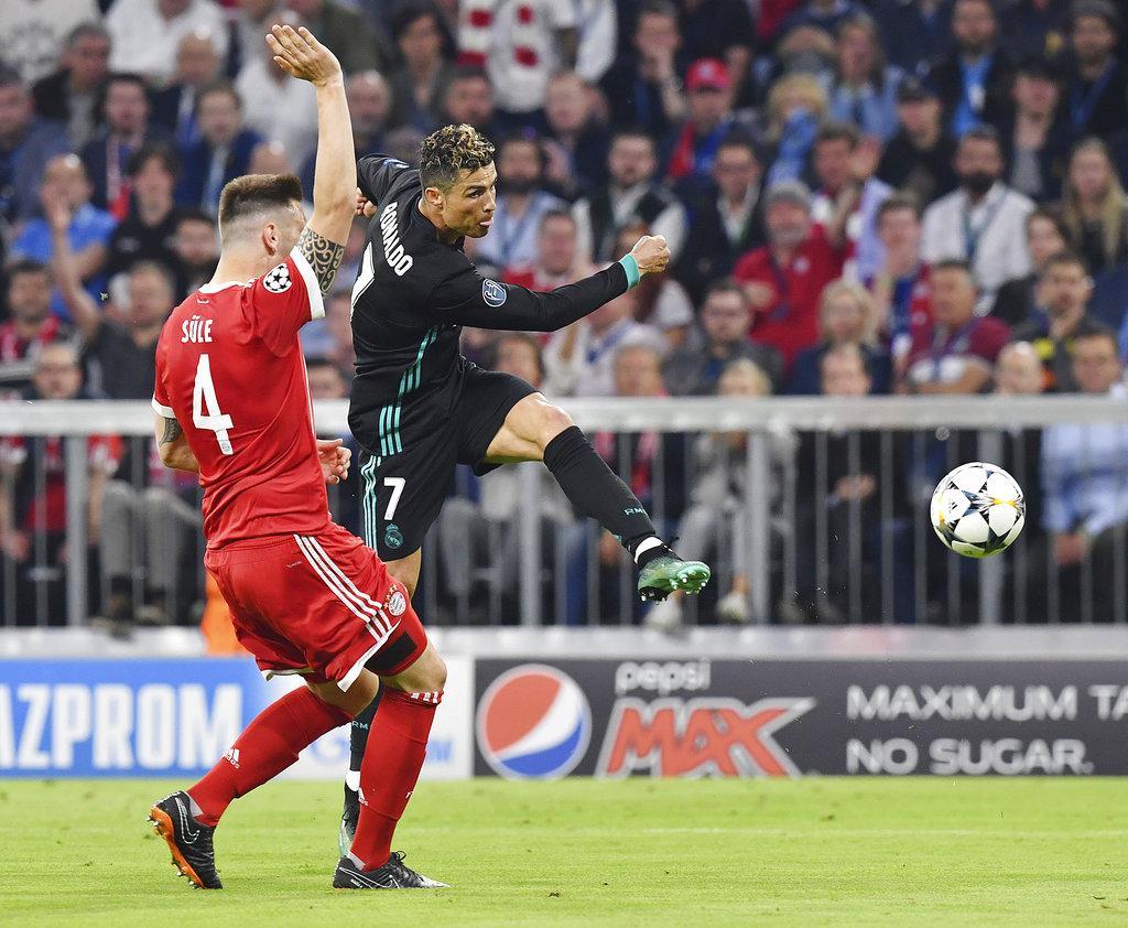 ريال مدريد يحقق فوزا خارجيا ثمينا على بايرن