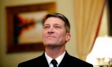 واشنطن: جاكسون يسحب ترشيحه لمنصب وزير قدماء المحاربين