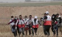 21 عملية بتر أطراف تسبب بها جنود الاحتلال بغزة