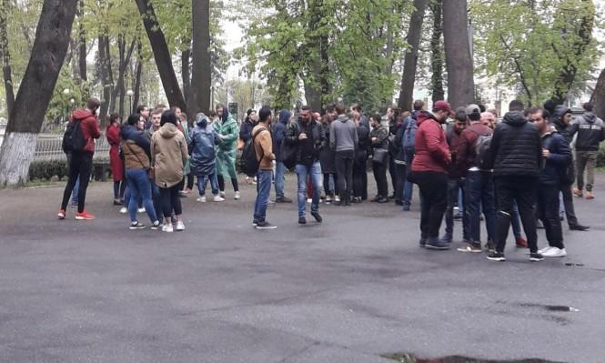 طلاب طب الأسنان في أوكرانيا: امتحان الوزارة أفشل الطلاب عمدا