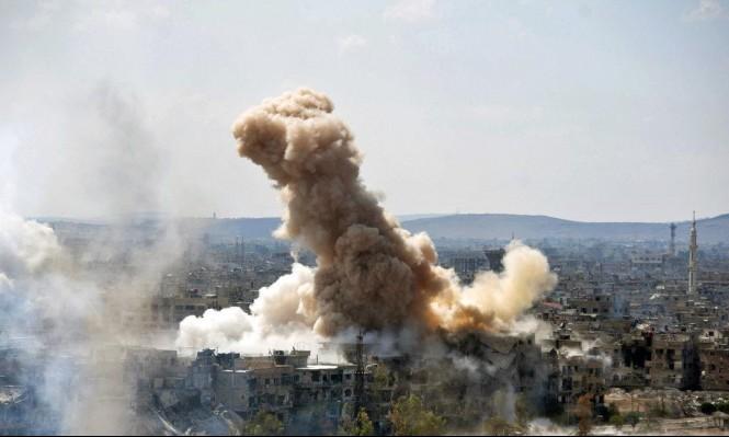 النظام يكثف قصف اليرموك والأمم المتحدة تحذر من كارثة