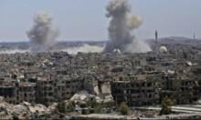 النظام يواصل قصف مخيم اليرموك وجنوب دمشق وسقوط ضحايا مدنيين