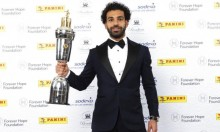 المصري محمد صلاح يحصد لقبا جديدا