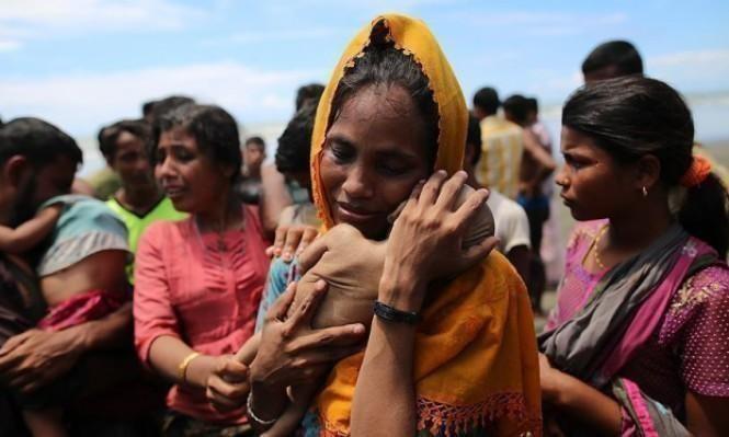 ارتفاع عدد لاجئي الروهنغيا في بنغلاديش لأكثر من مليون