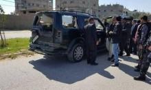 داخلية غزة: استخبارات السلطة تقف وراء استهداف موكب الحمد الله