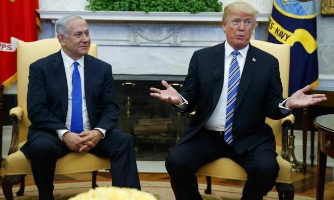 """ترامب سيحرك """"صفقة القرن"""" بعد نقل سفارة بلاده للقدس"""