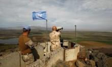 """""""كمين الموت"""" لعناصر شرطة سورية أمام جنود أمميين"""