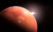 غاز الميثان على المريخ قد يكون مصدره كائن حي!