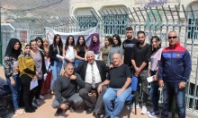 البعنة: توزيع منح دراسية على طلاب جامعيين