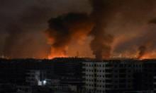 إيران تنفي تعرض قاعدة عسكرية لها بسورية لهجوم صاروخي