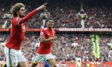 مانشستر يونايتد يهزم آرسنال بالوقت القاتل
