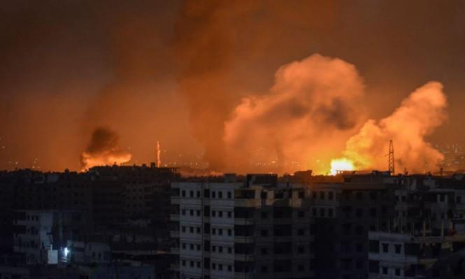 صحافة عبرية: إسرائيل تقف وراء الهجوم الصاروخي بسورية