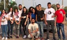 شعب: الشبيبة الوطنية توزع الورود على العمال بمناسبة الأول من أيار