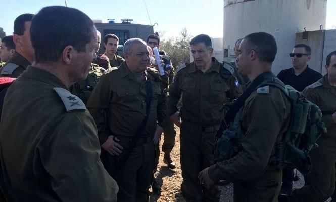 آيزنكوت: إحباط محاولات أسر جنود على حدود غزة