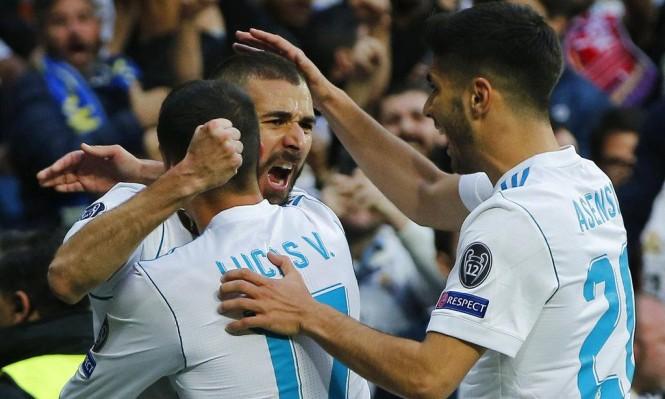 للسنة الثالثة تواليا: ريال مدريد في نهائي دوري الأبطال