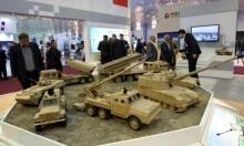ارتفاع بنسبة 40% في صادرات صناعات الأسلحة الإسرائيلية
