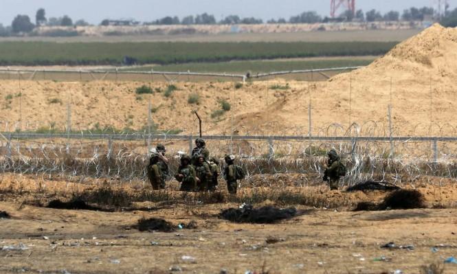 إصابة فلسطيني برصاص الاحتلال شمال قطاع غزة