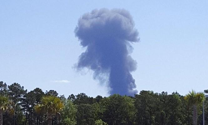 مصرع 5 في تحطم طائرة عسكرية أميركية في ولاية جورجيا