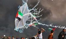 """الاحتلال: """"سنتعامل مع الطائرات الورقية الحارقة كالقذائف الصاروخية"""""""
