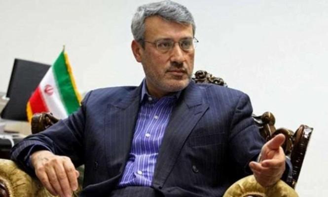 سفير إيران في لندن يلوح بإعادة النظر بالاتفاق النووي