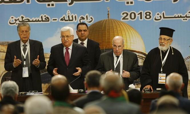 إعادة انتخاب عباس مجددا لرئاسة اللجنة التنفيذية لـ م. ت. ف