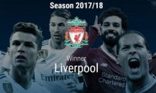 ليفربول يحصد لقب دوري أبطال أوروبا!