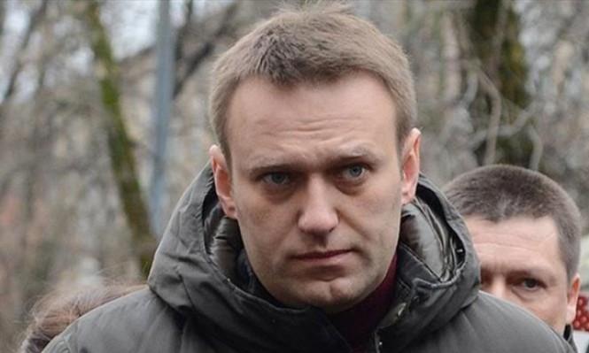 اعتقال زعيم المعارضة الروسية خلال تظاهرات مناهضة لبوتين