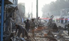 عشرات القتلى والجرحى بتفجير داخل مسجد بأفغانستان