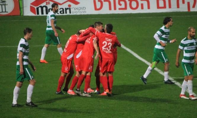 الفريق السخنيني يتعادل أمام م. حيفا