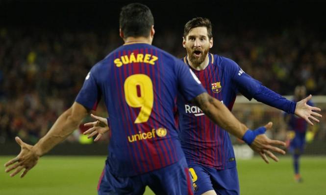 في مباراة مثيرة: برشلونة وريال مدريد يفترقان بالتعادل