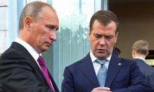 بوتين لولاية رابعة ويرشح ميدفيديف رئيسا للحكومة