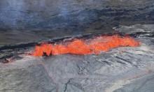 سكّان هاواي يعودون لمنازلهم خلال فترة هدوء ثورات البركان