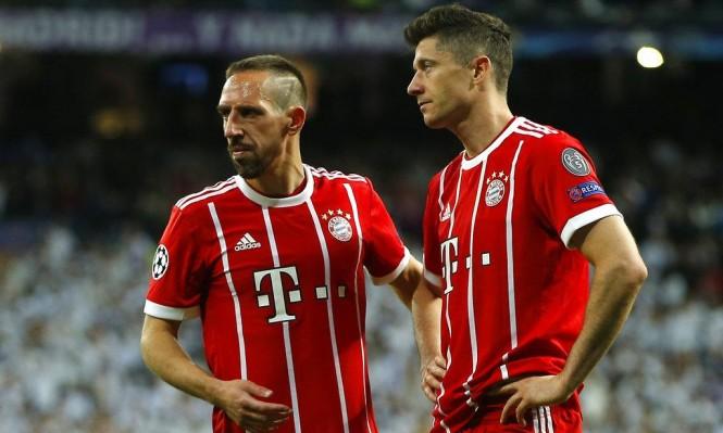 ريبيري يجدد عقده مع بايرن ميونخ