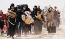 وصول أول دفعة من مُهجري ريف حمص إلى  شرقي حلب