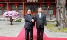 رئيس كوريا الشمالية يزور الصين بشكل مفاجئ