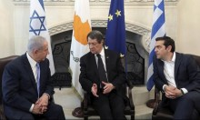 نتنياهو في قبرص: إيران تدخل أسلحة خطيرة لسورية