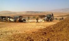 الاحتلال يهجر الفلسطينيين من الأغوار بذريعة التدريبات العسكرية