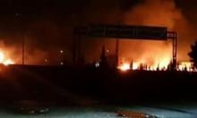 بعد خطاب ترامب: قصف صاروخي إسرائيلي قرب دمشق