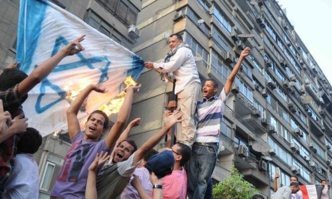 100 برلماني مصري مدعوون لحفل السفارة الإسرائيلية بذكرى النكبة