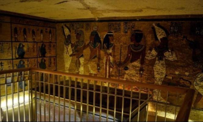 اكتشاف مقبرة فرعونية لقائد جيش رمسيس الثاني