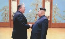 بومبيو يصل لكوريا الشمالية ويمهد لقمة ترامب-كيم