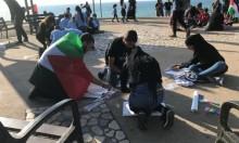 يافا: طائرات العودة تحلق بذكرى النكبة