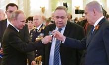 نتنياهو لبوتين: إيران لا زالت تدعو لإبادة اليهود