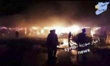 سورية: مقتل 15 بينهم 8 إيرانيين بالقصف الإسرائيلي