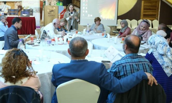 اختتام مؤتمر دور الخدمة الاجتماعية بالعمل مع الشباب وتعزيز السلم الأهلي