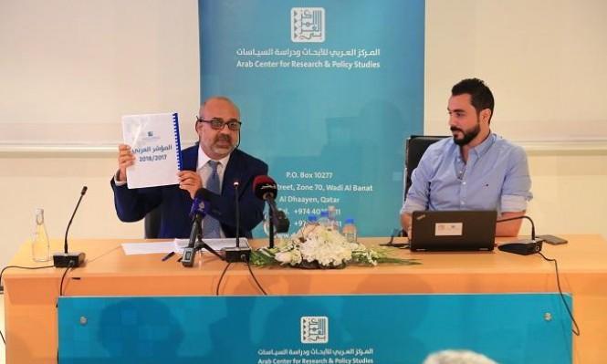 """""""المؤشر العربي"""": نتائج أضخم استطلاع للرأي العام في المنطقة العربية"""