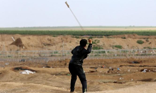 إصابة فلسطيني بتوغل للاحتلال شرق خانيونس