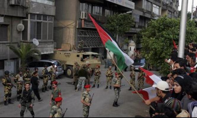 احتفالات إسرائيل بالنكبة بميدان التحرير تغضب المصريين